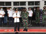 Jusuf Kalla Apresiasi Aksi Donor Darah Prajurit TNI di Masa Pandemi Covid-19