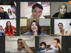 Tetap Syuting di Bulan Ramadan, Pemain Sinetron 'Samudra Cinta' Rutin Buka Bersama