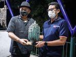 Jadi Destinasi Wisata Baru dan Tumbuhkan Parekraf, Sandiaga Dukung Pembangunan Bandung Freedom Park