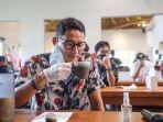Menparekraf Sandiaga Persiapkan Penerapan Travel Bubble di Bali