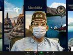 Menparekraf: Nilai Investasi Sektor Pariwisata Indonesia Tahun 2020 Lebih Meningkat Dibanding 2019