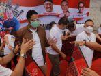 Berkunjung ke Medan, Sandiaga Titip Pesan untuk Bobby Nasution Jelang Debat Kandidat