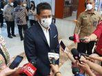 Ditanya Soal Capres Hasil Survei, Sandiaga Uno: Saya Jeda Dulu di Politik