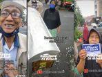 VIRAL Lansia Berkeliling Jualan Roti Goreng, Menginspirasi Anak Muda untuk Nikmati Hidup Sampai Tua