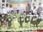 Saling Berbagi, Dregs Bintara Polri 2006 Depok Beri Santunan ke Anak Yatim Piatu