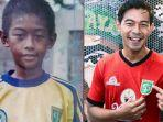 Satria Tama CIta-citanya Sejak Kecil Tercapai, Berseragan Persebaya Surabaya