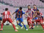 HASIL Liga Spanyol - Atletico Madrid Perpanjang Tren Negatif di Camp Nou Usai Ditahan Barcelona 0-0