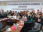 Sebanyak 25 Mahasiswa-mahasiswi Unit Kegiatan Olahraga UNJ Mendapat Pelajaran dari Pengurus KOI