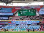 Catatan Spesial Manchester City saat Sabet Carabao Cup, Pemain ke-12 Jadi Saksi