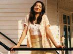 Dekat dengan Ayah Gigi Hadid, Raline Shah Unggah Kebersamaannya saat Hangout Bareng Mohamed Hadid