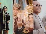 Kaleidoskop 2020 - Artis yang Menikah di Tahun 2020: Tara Basro, Nikita Willy hingga Sule