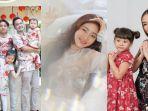 Intip 10 Potret Artis Rayakan Imlek 2021: Ada Ruben Onsu, Gisel hingga Natasha Wilona