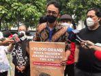 Isi Surat Perwakilan Masyarakat yang Dikirimkan ke Jokowi Soal KPK