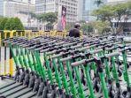 GrabWheels Kembali Beroperasi di DKI Jakarta