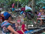 Junta Militer Myanmar Lancarkan Serangan Udara, Ribuan Orang Melarikan Diri ke Thailand