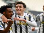 Hasil Liga Italia, Bantu Kalahkan Inter Milan, Juan Cuadrado: Juventus Menang sebagai Tim