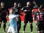 HASIL Liga Spanyol, Ketajaman Benzema Tak Pudar, Real Madrid Bungkam Celta Vigo 1-3