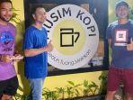 Indra Kahfi Kolaborasi dengan Sang Adik Andritany Ardhiyasa Buka Usaha Kedai Kopi
