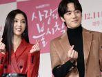 Pemain Crash Landing On You Seo Ji Hye dan Kim Jung Hyun Dikabarkan Berpacaran, Ini Kata Agensi