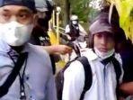 Beredar Video Diduga Penangkapan Oknum Petugas Membawa Alat Tes Covid Bekas di Bandara Kualanamu
