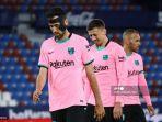 HASIL Liga Spanyol - Game Over, Barcelona Sudah Tak Punya Peluang untuk Juara LaLiga Kata Busquets