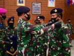 KSAL Pimpin Sertijab dan Pengukuhan Sejumlah Jabatan Strategis di TNI AL