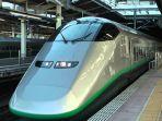 Perjalanan Shinkansen Sempat Terhenti 3 Jam Saat Gempa Magnitudo 6,8 di Tohoku Jepang
