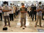 Pemerintah Izinkan Salat Tarawih di Masjid, PBNU Imbau Patuhi Prokes secara Ketat