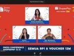 Sambut 12.12, Ada Kejutan di Kampanye ShopeePay Semua Rp 1 dengan Total Voucher 12M