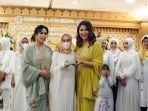 Rere Setyawan Bagi-bagi Emas Diacara Bukber MS Glow JKT
