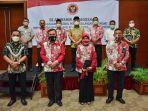 BNPT Gelar Silahturahmi Kebangsaan dengan Pengurus FKPT dan Mitra Deradikalisasi di Provinsi Aceh