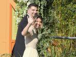 Simona Halep Pilih Pakai Gaun Simpel Saat Menikah, Unggah Video Saat Berdansa dengan Mempelai Pria