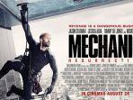 Sinopsis Film Mechanic: Resurrection, Aksi Jason Statham Tayang Malam Ini di Trans TV