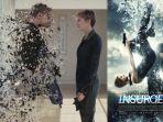 Sinopsis Film The Divergent Series: Insurgent, Aksi Perlawanan Four dan Tris Tayang di Trans TV
