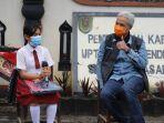 Siswa SD Susah Sinyal, Ganjar Minta Telkom Pasang Jaringan Internet di Desa Terpencil Magelang