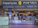 Penyebaran Varian Baru Covid-19: Israel Hampir Sepenuhnya Menutup Bandara Ben Gurion selama Sepekan