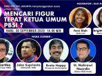 Siwo PWI DKI Jakarta Gelar Diskusi Online 'Mencari Figur Tepat Ketua Umum PBSI'