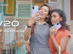 Abadikan Momen Berharga Pergantian Tahun dengan Rangkaian Smartphone Vivo