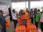 Jelang Akhir Tahun 2020, Kemenhub Sosialisasikan Keselamatan Pelayaran di Pelabuhan Tegal
