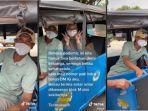 Sosok Pak Indra, Sopir Bajaj yang Viral karena Sopan, Direkomendasikan Jadi Sopir Arief Muhammad