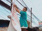 Babak Baru Anak Gugat Orangtua, Deden Copot Spanduk Berisi Tanah Tidak Dijual