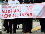 Pengadilan Jepang Putuskan Ganti Rugi Bagi Pasangan Sesama Jenis yang Selingkuh dalam Pernikahannya