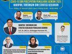 Program Vaksinasi Covid-19 Sebagai Pemulihan Ekonomi Indonesiakata Airlangga Hartarto