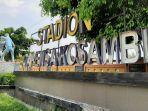 Stadion Mini Gapensa Kosambi Kabupaten Tangerang Tak Terawat