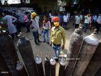 India Disarankan Berlakukan Lockdown Beberapa Minggu dan Bangun Rumah Sakit Sementara Seperti China