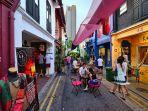 Kemitraan Singapore Tourism Board dengan 50 Best Pacu Pertumbuhan Industri F&B