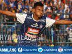 PROFIL Rivaldi Bawuo, Calon Penyerang Sayap Persebaya, Pernah Bela Madura United & Arema FC