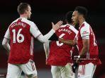 LINK Nonton di HP, Live Streaming Arsenal vs Slavia Praha Liga Eropa