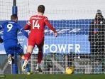 HASIL LIGA INGGRIS: Liverpool Kalah Lagi, Leicester City Comeback 3 Gol dalam 6 Menit