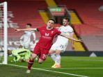 Hasil Liga Inggris, Rapor Pemain Liverpool, Jota - Milner Luar Biasa, Jones Kejutkan The Reds